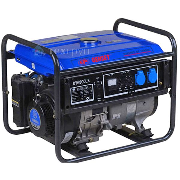 EP Genset DY 6800 LХ